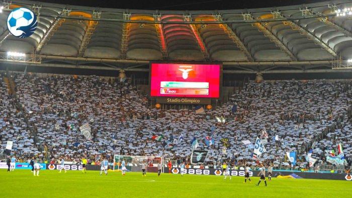 Curva Nord Juventus Lazio Supercoppa italiana