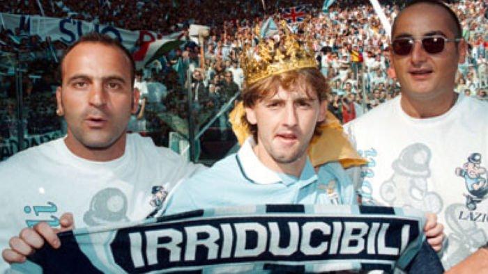 Giuseppe Signori ex bomber della Lazio