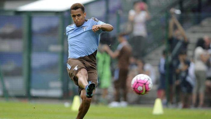 Ravel Morrison si allena a Formello con la Lazio