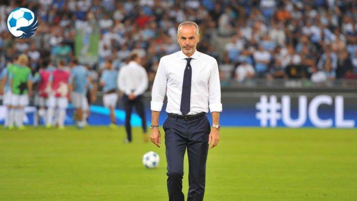 Pioli Lazio Bayer Leverkusen