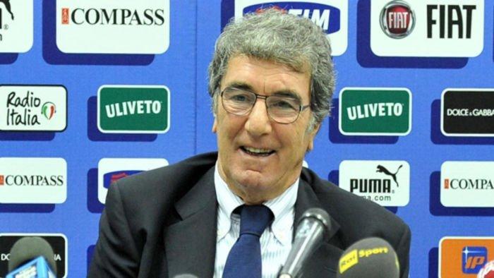 Dino Zoff ex allenatore di calcio