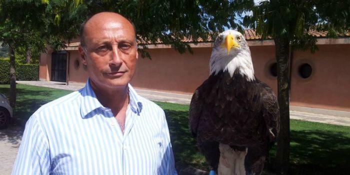 Antonio Buccioni presidente della Lazio Polisportiva