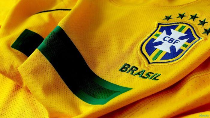 Il logo del Brasile