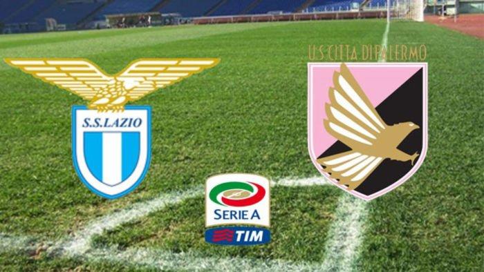 Lazio Palermo loghi