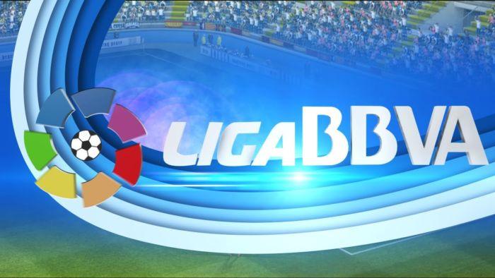 Il logo della Liga BBVA
