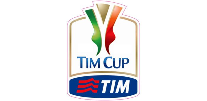 Il logo della Coppa Italia Tim Cup