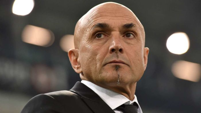 Luciano Spalletti tecnico dell'Inter