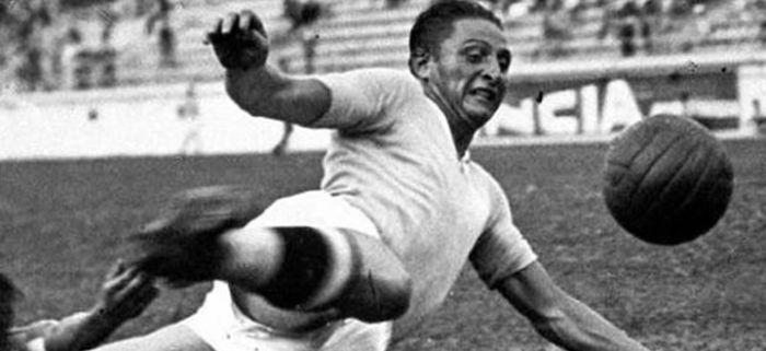 Silvio Piola leggendario bomber della Lazio e della Nazionale
