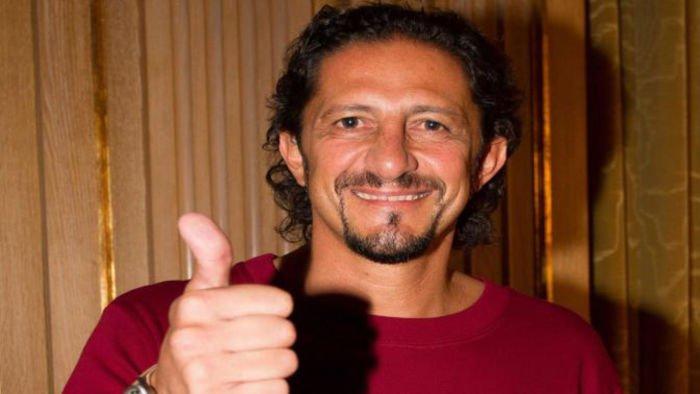 Igor Protti ex attaccante della Lazio e del Bari