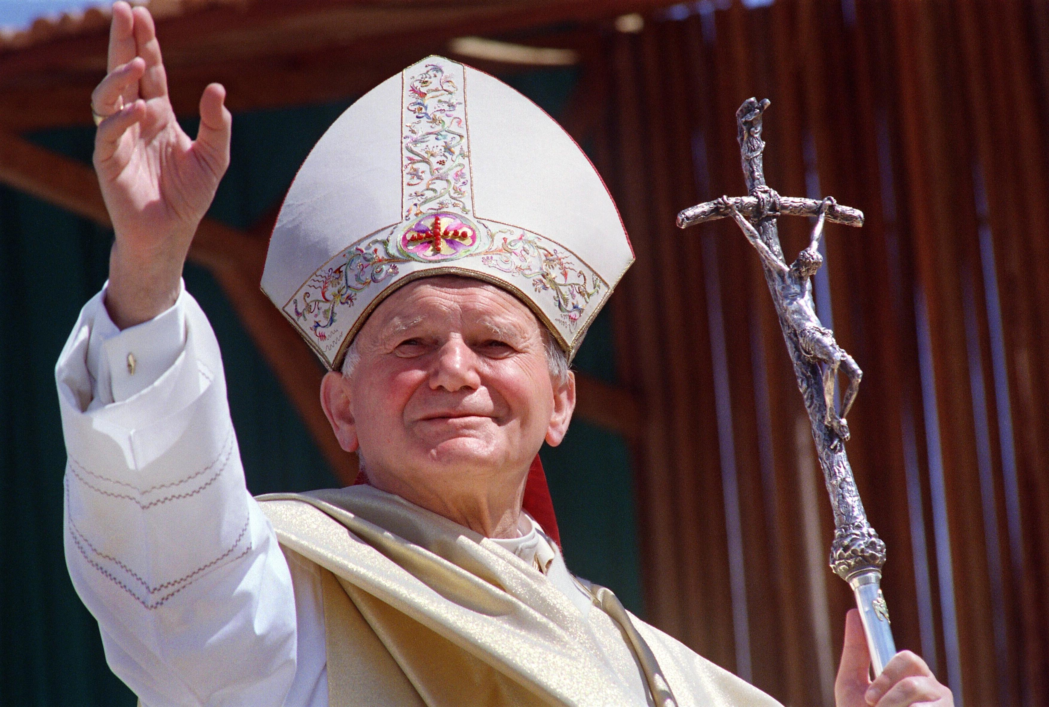 ricorrenza Papa Giovanni Paolo II