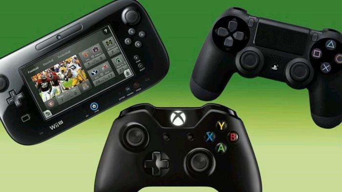 Joy Pad console Ps4 Xbox One e Wii U PS3