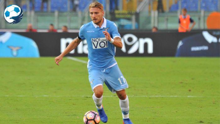 Ciro Immobile attaccante della Lazio