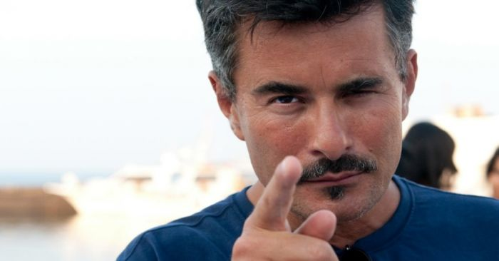 Paolo Genovese regista e tifoso della Lazio