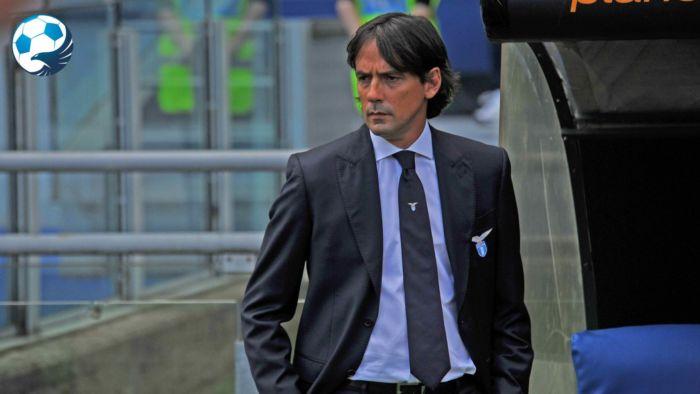 Simone Inzaghi allenatore della Lazio