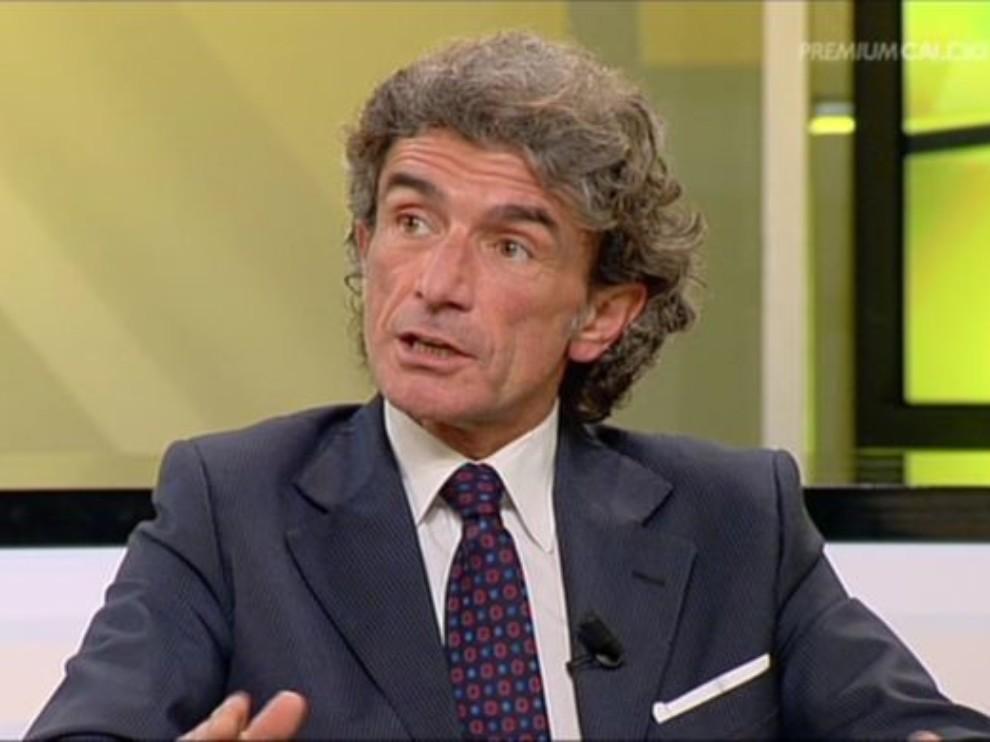 Graziano Cesari ex arbitro ed esperto di moviola