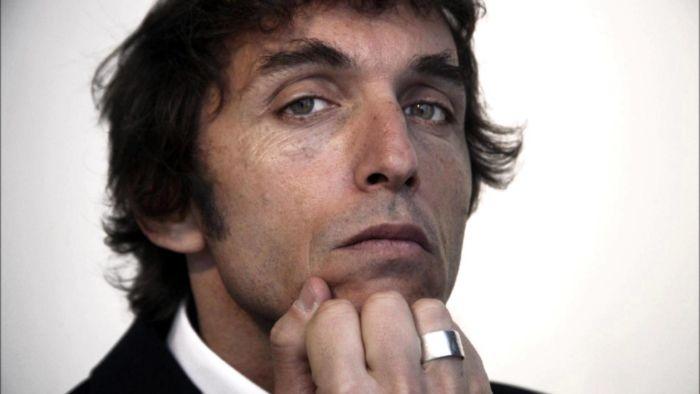 Giuseppe Cruciani giornalista e tifoso della Lazio