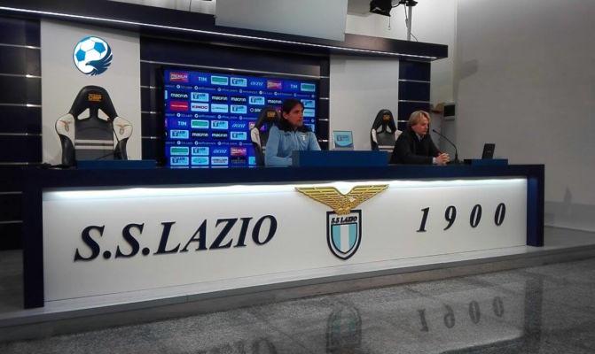 Conferenza Simone Inzaghi allo stadio Olimpico