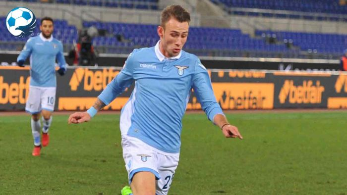 Cristiano Lombardi ala della Lazio