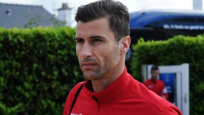 Lorik Cana difensore dell'Albania