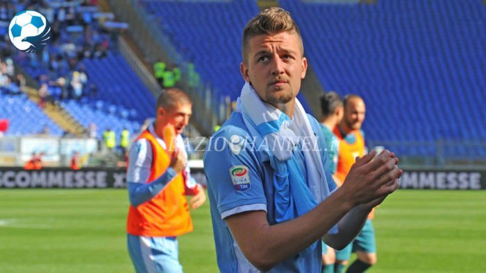 Milinkovic-Savic centrocampista della Lazio