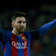 Leo Messi attaccante del Barcellona