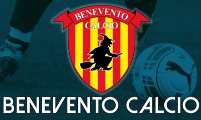 Il logo del Benevento calcio