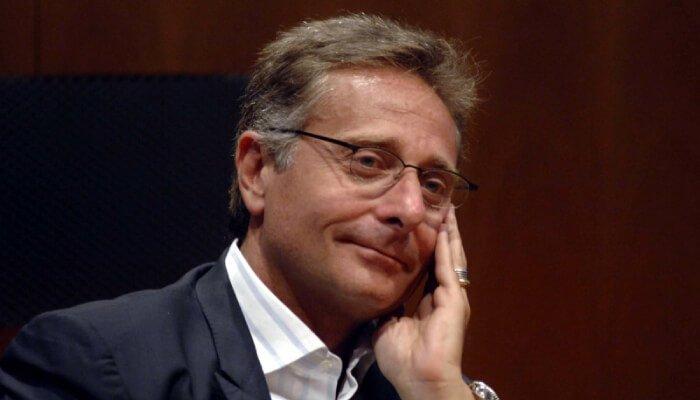 Paolo Bonolis conduttore e tifoso dell'Inter