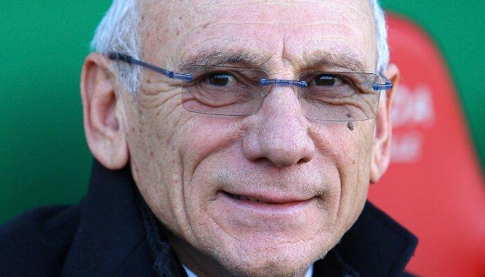 Gigi Cagni ex allenatore di calcio