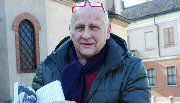 Renzo Garlaschelli ex attaccante della Lazio del primo scudetto 1974