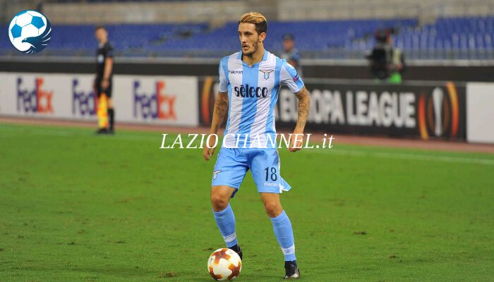Luis Alberto centrocampista spagnolo della Lazio