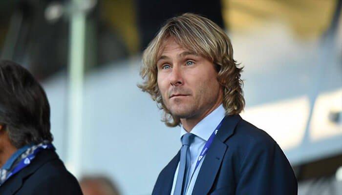 Pavel Nedved membro del CDA della Juventus