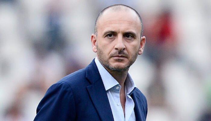 Piero Ausilio direttore sportivo dell'Inter