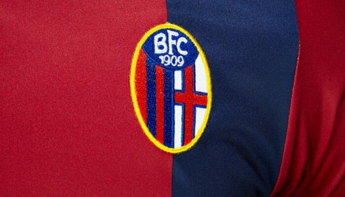 Lo stemma del Bologna
