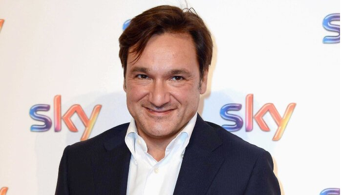 Fabio Caressa giornalista Sky