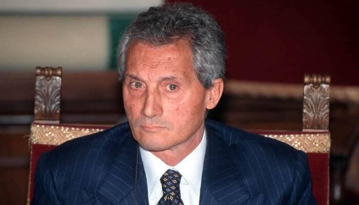 Sergio Cragnotti ex presidente della Lazio
