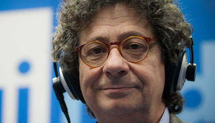 Riccardo Cucchi giornalista Rai