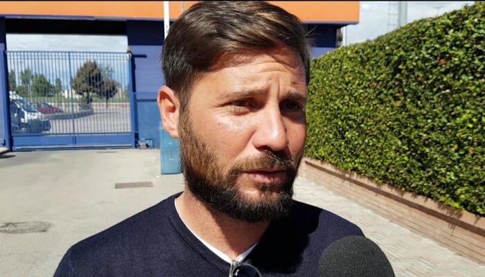 Pasquale Foggia ex ala della Lazio