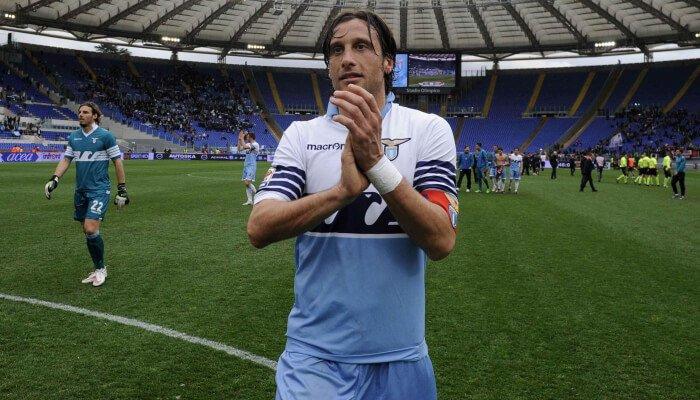 Stefano Mauri ex capitano della Lazio