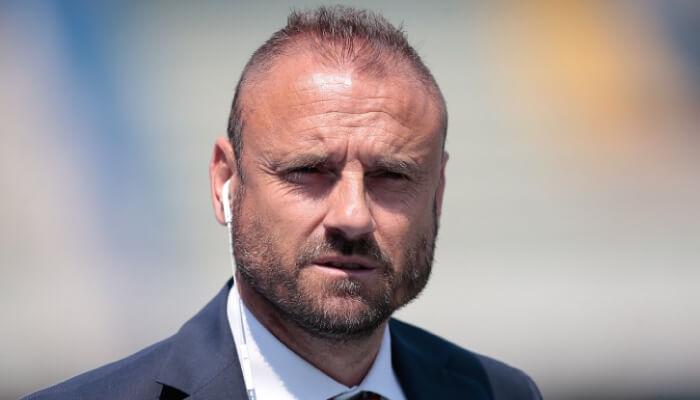 Gianluca Petrachi direttore sportivo del Torino