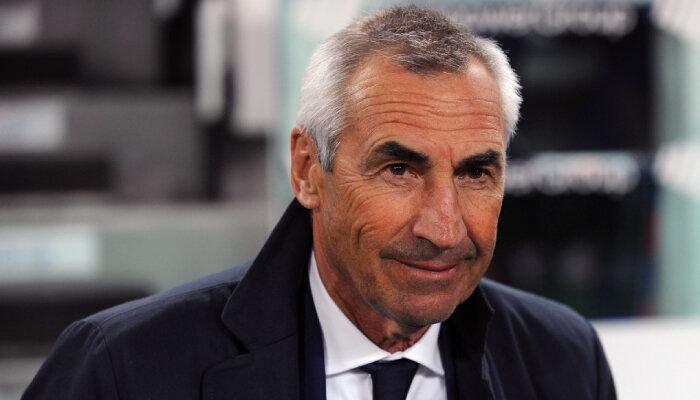Edy Reja ex allenatore della Lazio