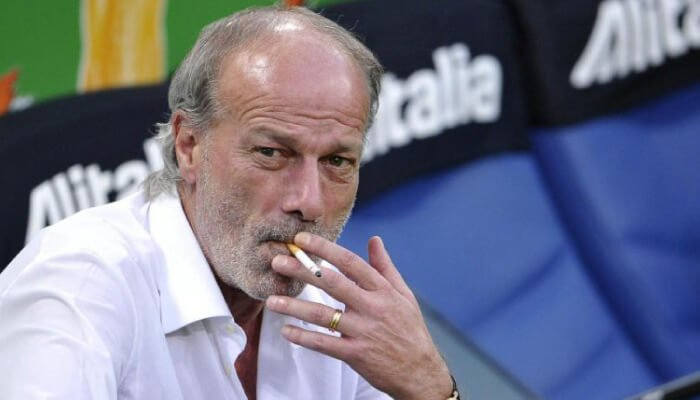 Walter Sabatini coordinatore area tecnica dell'Inter