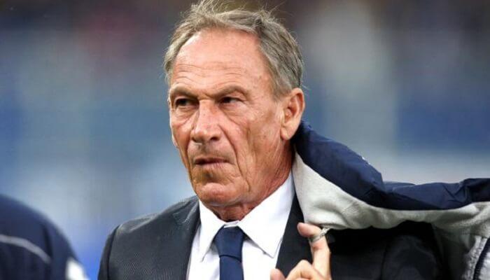 Zdenek Zeman allenatore del Pescara