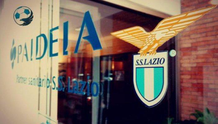 Clinica Paideia entrata infermeria Lazio