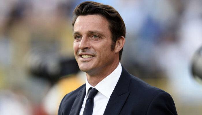 Massimo Oddo allenatore italiano