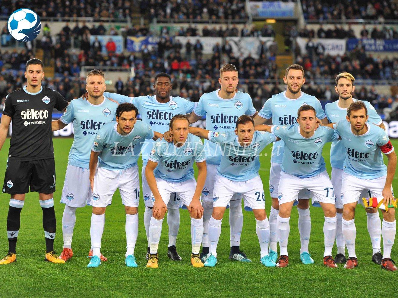 Formazione Lazio Fiorentina