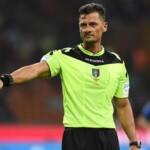 Giacomelli arbitro italiano