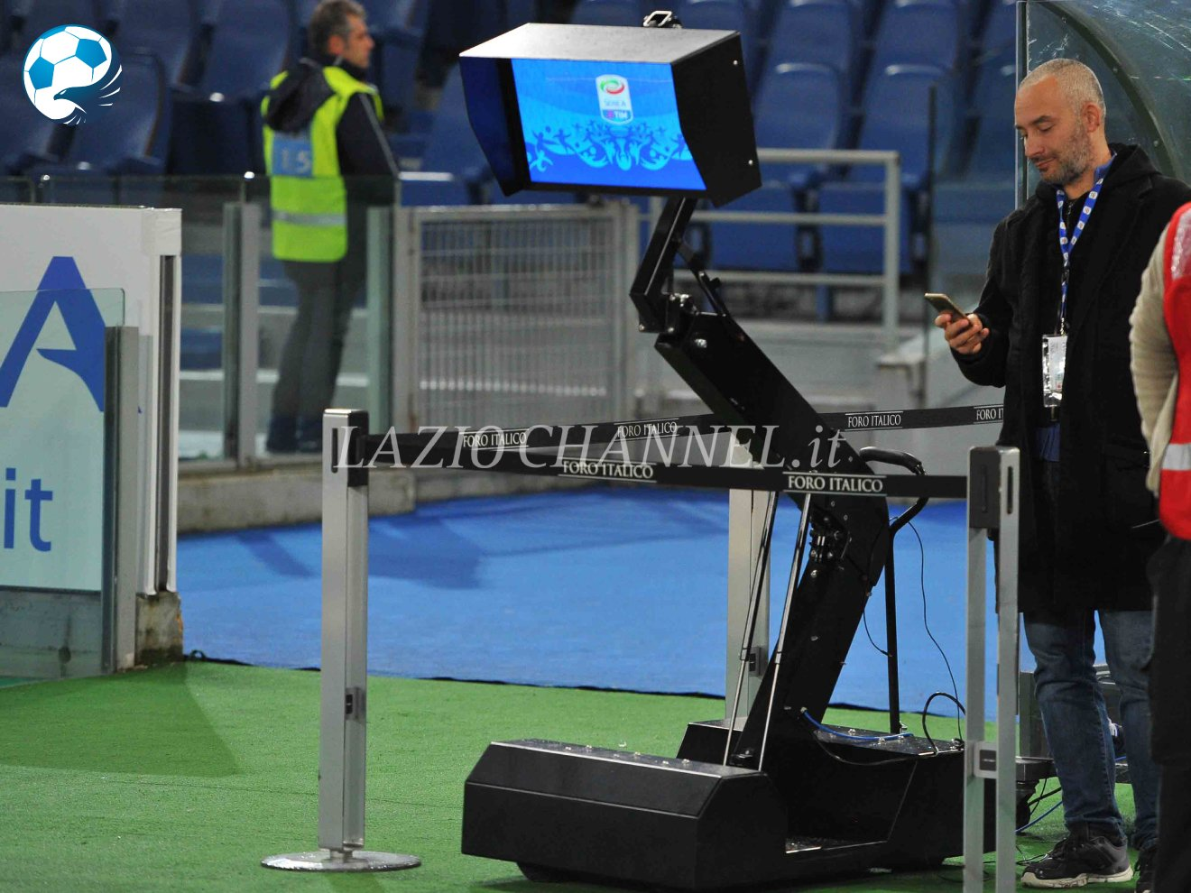 Var introdotto in Serie A