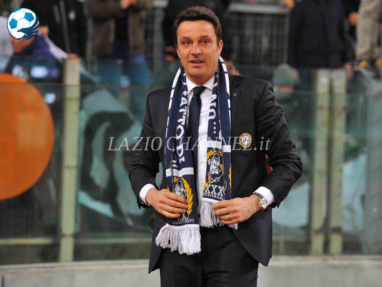 Massimo Oddo allenatore dell'Udinese