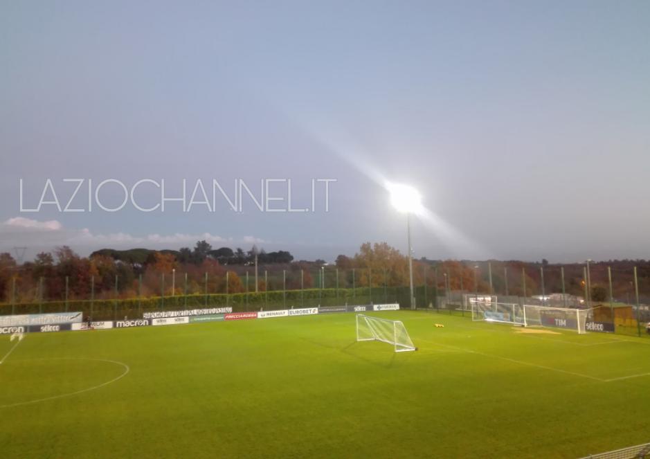 Formello Lazio campo allenamento