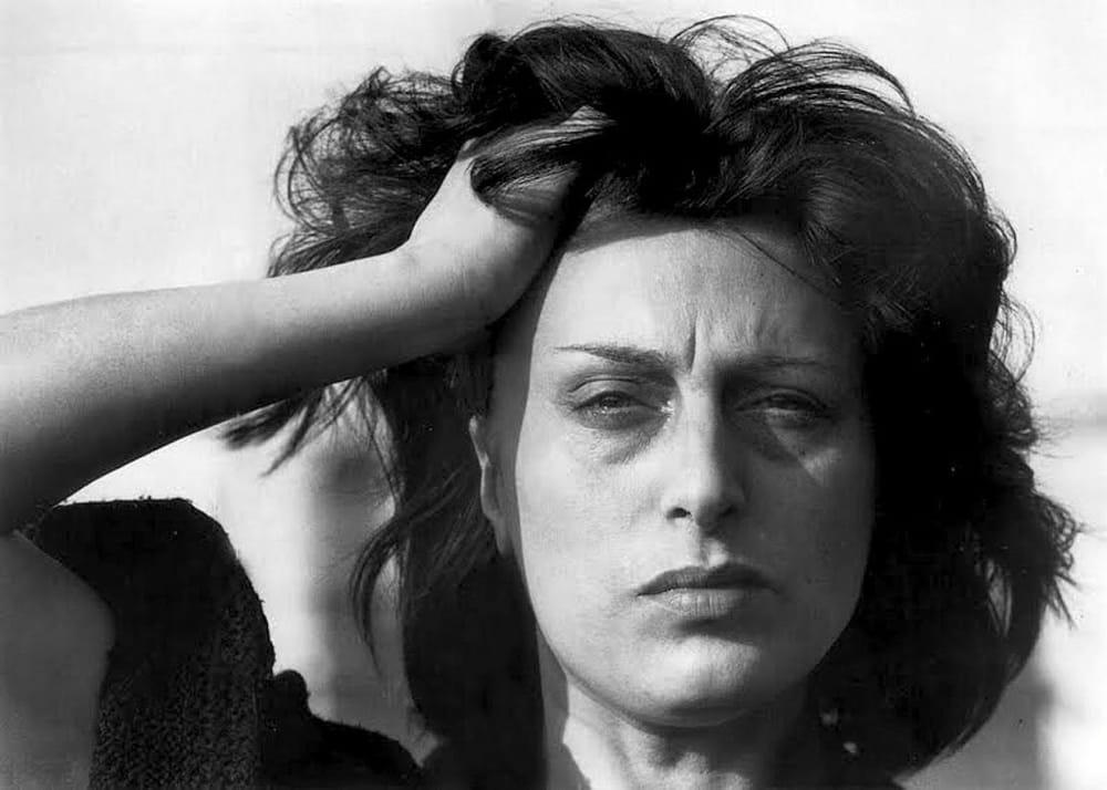Anna Magnani attrice romana